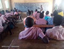 In side my previous class at fashoda boys