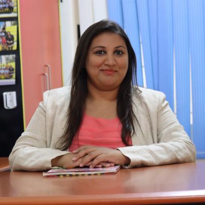 Greshma Momaya