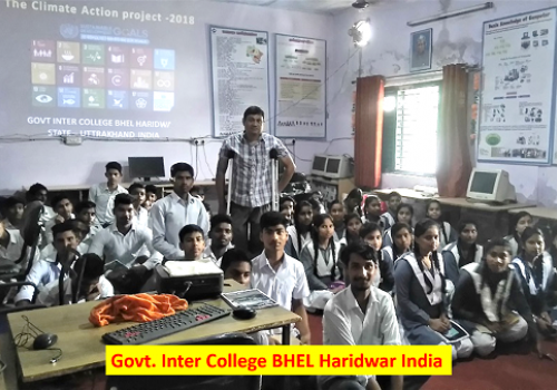 Govt Inter College BHEL Hardwar INDIA