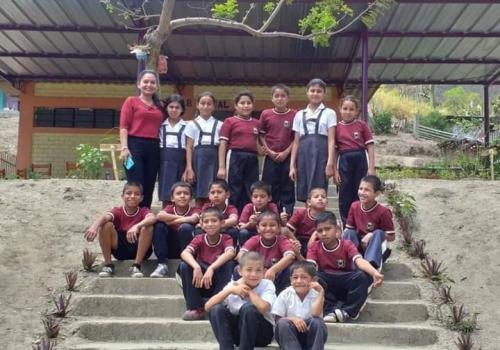I.E N° 20028 Piura Perú