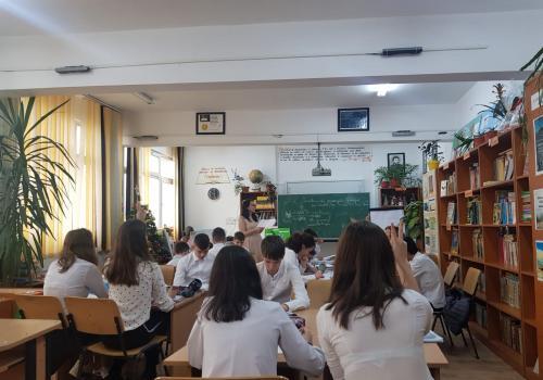 ȘcoalaGimnazială Sascut Bacău