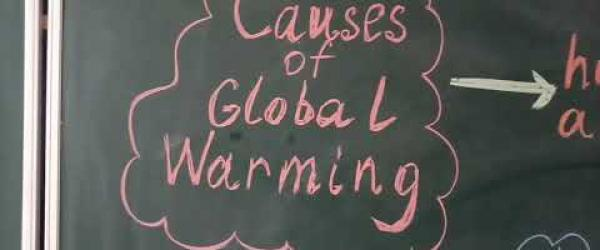 Embedded thumbnail for Our findings about what causes global warming