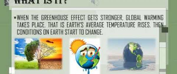 Embedded thumbnail for Consequences of climate change