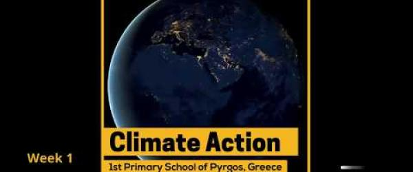 Embedded thumbnail for Climate Action, Cause -1st Primary School of Pyrgos, Greece