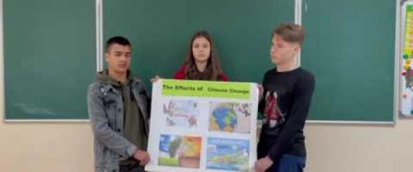 Embedded thumbnail for The effects of Climate Change