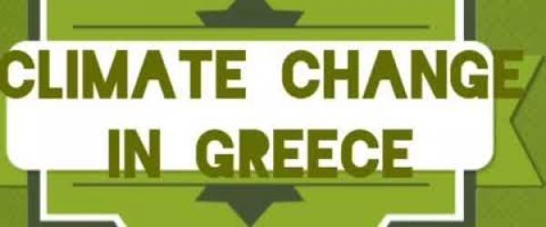 Embedded thumbnail for Climate Change in Greece-Cause and effects