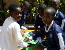together with hands on activities we can save the planet