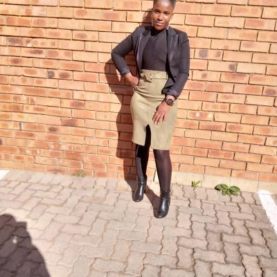 Sonia Livhuwani Poopedi a 'Green Environment Teacher'