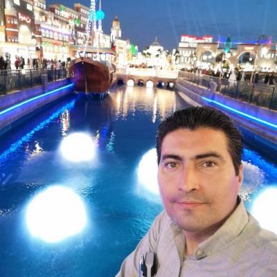 I'm Jesús Fernández from Tabasco, Mexico.