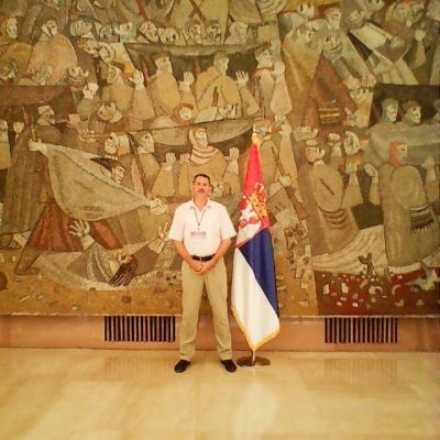 Milos Jeftic, Best Teacher-Ex Yugoslavia associate