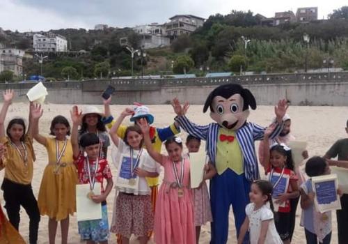 الأطفال أمل المستقبل