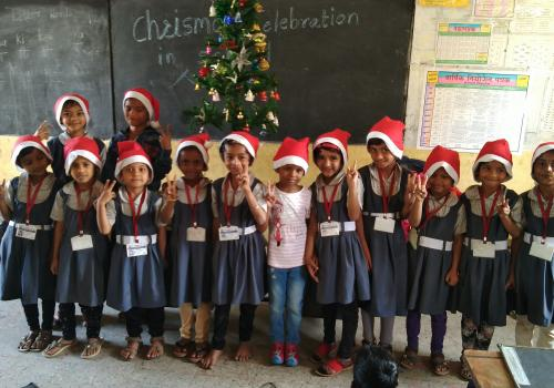 .y lovely students