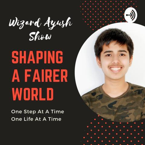 Ayush Chopra , Founder SDGs For Children