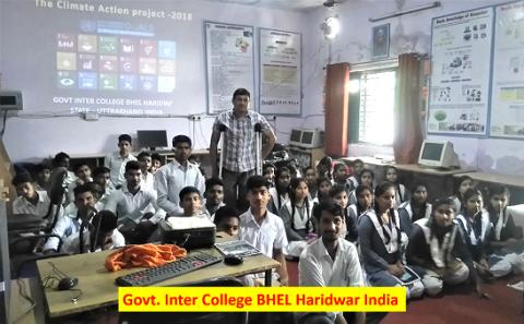Govt Inter College BHEL Hardwar INDIA