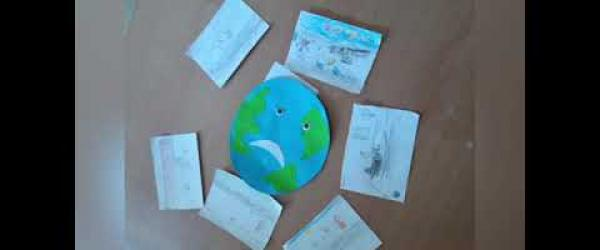 Embedded thumbnail for Happy and Sad Earth-climate changes