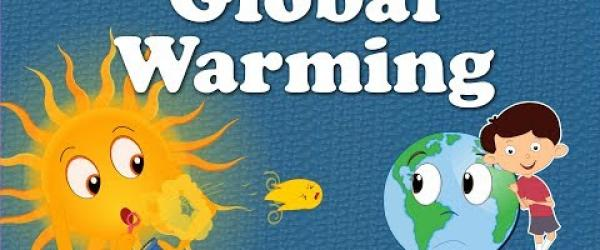 Embedded thumbnail for What is climate change and causes?