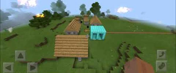 Embedded thumbnail for Climate change Minecraft