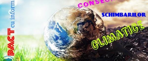 Embedded thumbnail for Consecintele schimbarilor climatice
