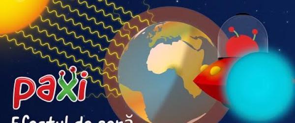 Embedded thumbnail for Efectele incalzirii globale-Efectul de sera