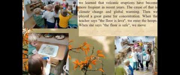 Embedded thumbnail for What is a volcano? How to save animals?
